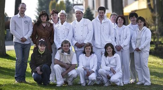 Výrobní team abcDiety
